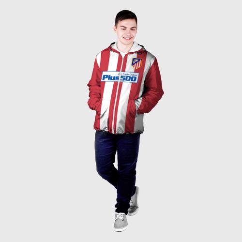 Мужская куртка 3D Atletico Фото 01