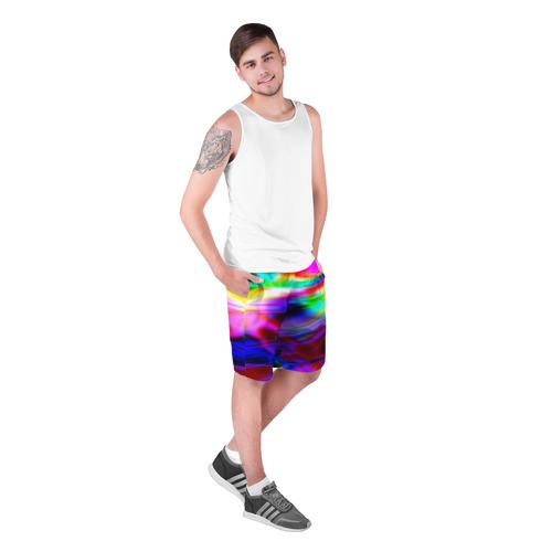 Мужские шорты 3D  Фото 03, GLOSS