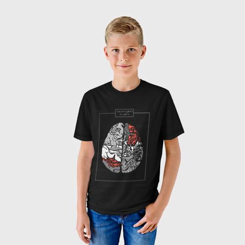 Детская футболка 3D  Фото 01, Twenty one pilots