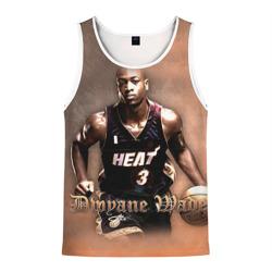 Баскетболист Dwyane Wade