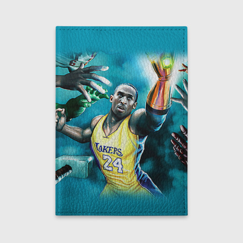 Обложка для автодокументов  Фото 01, Kobe Bryant