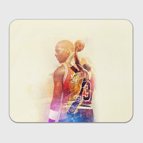 Коврик для мышки прямоугольный  Фото 01, Kobe Bryant