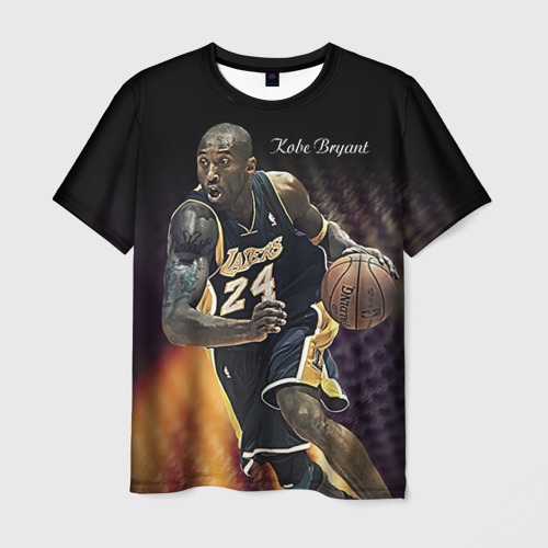 Мужская футболка 3D  Фото 03, Kobe Bryant