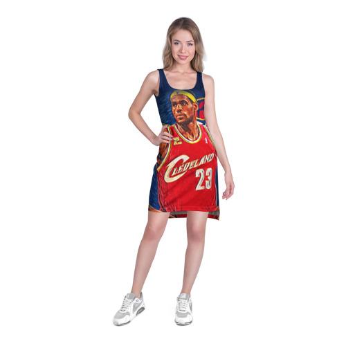 Платье-майка 3D  Фото 03, LeBron James