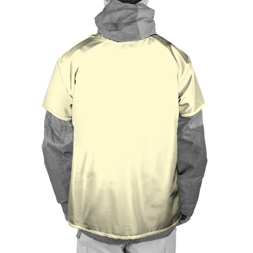 Накидка на куртку 3D  Фото 02, LeBron James