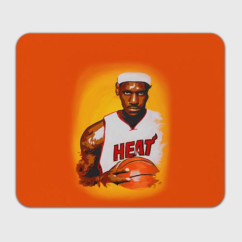Коврик прямоугольный  Фото 01, LeBron James
