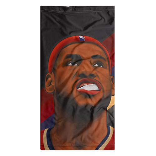 Бандана-труба 3D  Фото 07, LeBron James