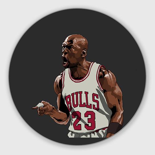 Коврик для мышки круглый Michael Jordan Фото 01