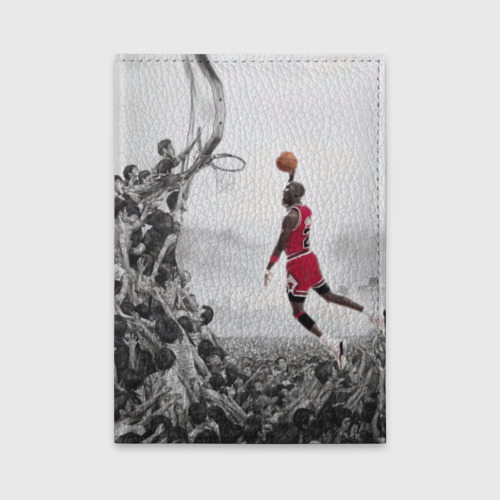 Обложка для автодокументов Michael Jordan Фото 01
