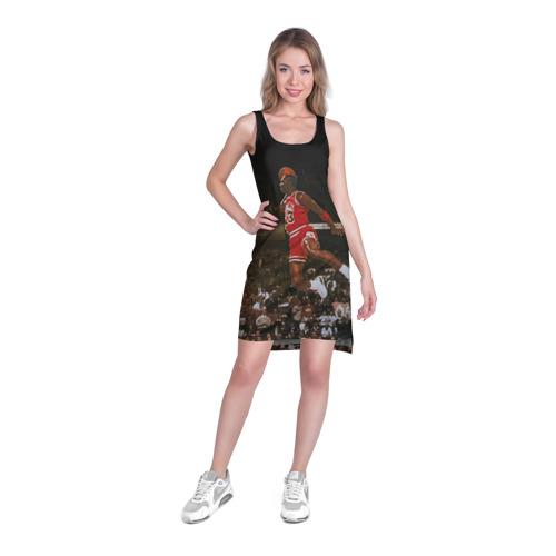 Платье-майка 3D  Фото 03, Michael Jordan