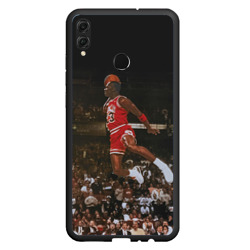 Чехол для Honor 8X Michael Jordan