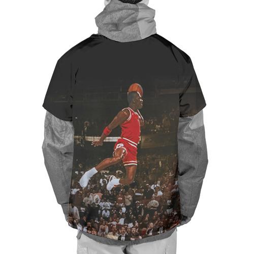 Накидка на куртку 3D  Фото 02, Michael Jordan