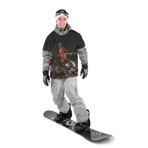 Накидка на куртку 3D  Фото 03, Michael Jordan