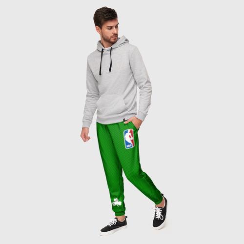 Мужские брюки 3D Boston Celtics Фото 01