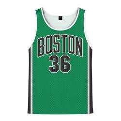 Boston Celtics 36
