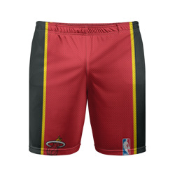 Miami Heat шорты - интернет магазин Futbolkaa.ru