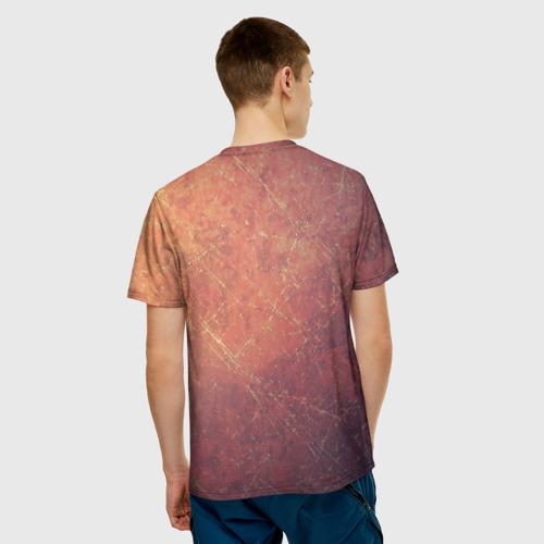 Мужская футболка 3D  Фото 02, Космические пятна