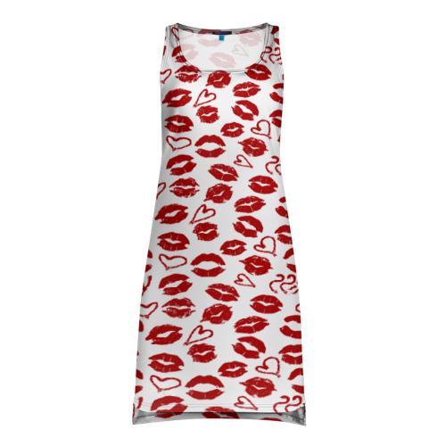 Платье-майка 3D  Фото 01, KISS