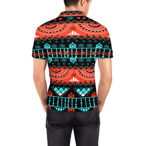 Мужская рубашка поло 3D  Фото 04, Аддис-Абеба