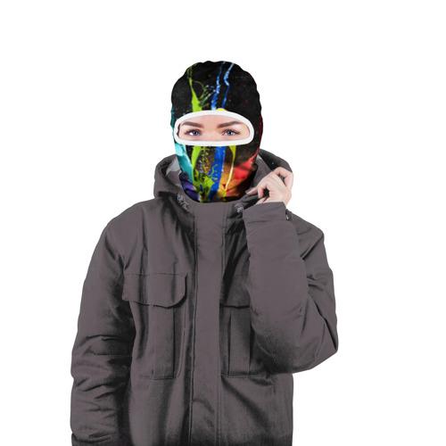 Балаклава 3D  Фото 04, Краски