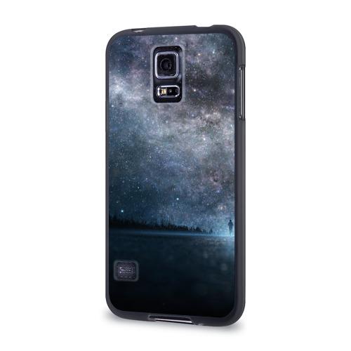 Чехол для Samsung Galaxy S5 силиконовый  Фото 03, Звездное небо