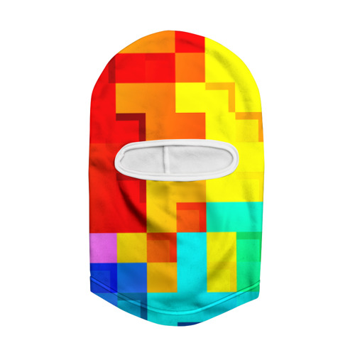 Балаклава 3D  Фото 02, Pixel-Fon