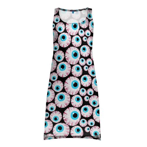 Платье-майка 3D Глазастик