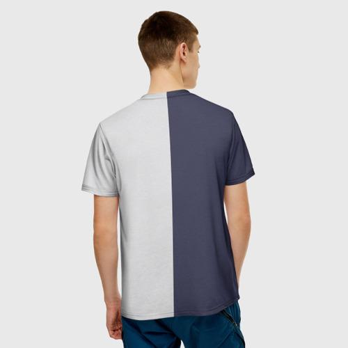 Мужская футболка 3D  Фото 02, Stay Frosty 2