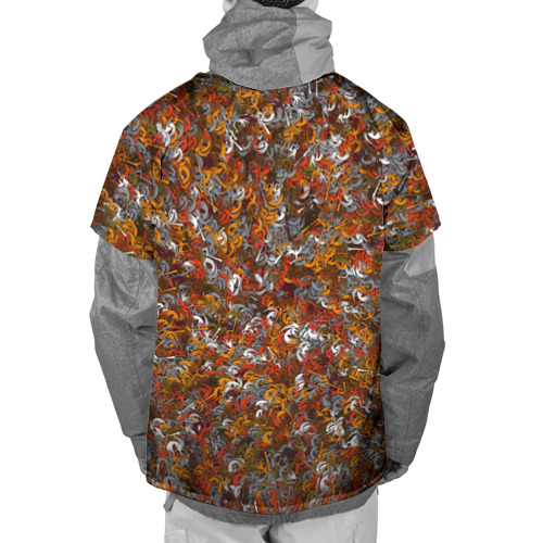 Накидка на куртку 3D Pueblo people Фото 01
