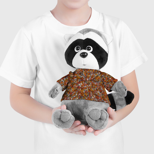 Енотик в футболке 3D Pueblo people Фото 01