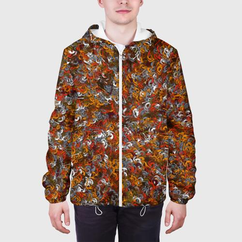 Мужская куртка 3D Pueblo people Фото 01
