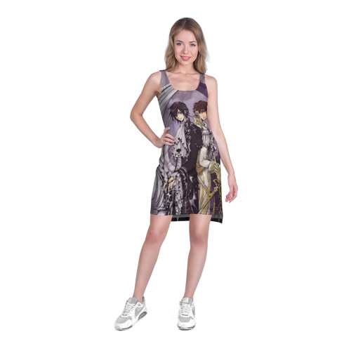 Платье-майка 3D  Фото 03, Code Geass 3