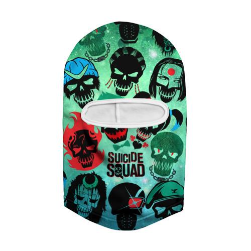 Балаклава 3D  Фото 02, Suicide Squad
