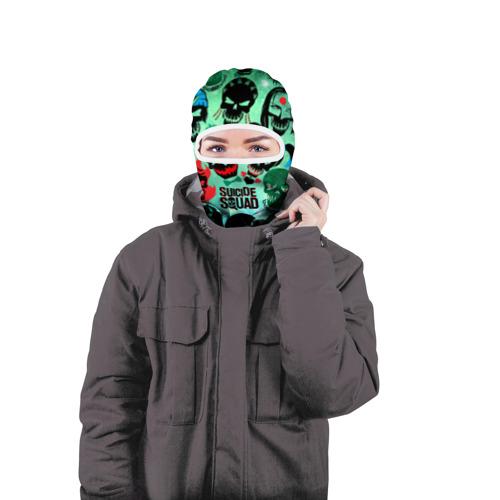 Балаклава 3D  Фото 04, Suicide Squad