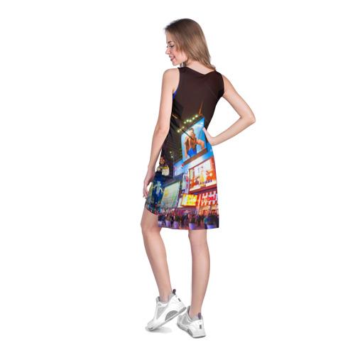 Платье-майка 3D  Фото 04, Авеню стрит