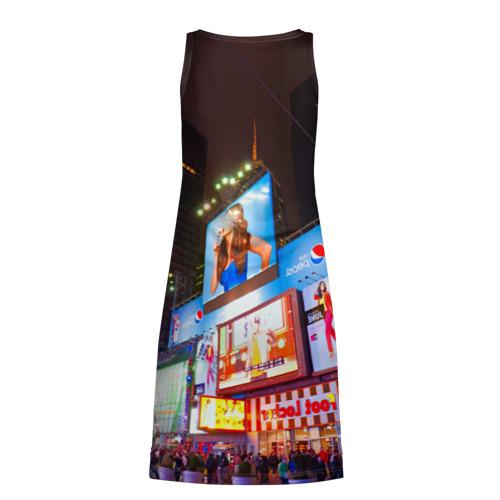 Платье-майка 3D  Фото 02, Авеню стрит