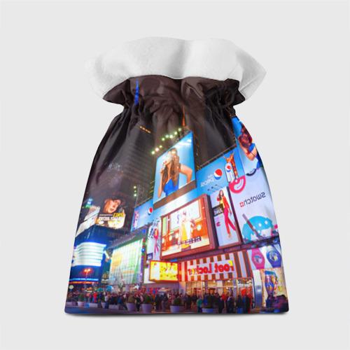 Подарочный 3D мешок  Фото 02, Авеню стрит