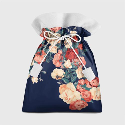 Подарочный 3D мешок Fashion flowers Фото 01