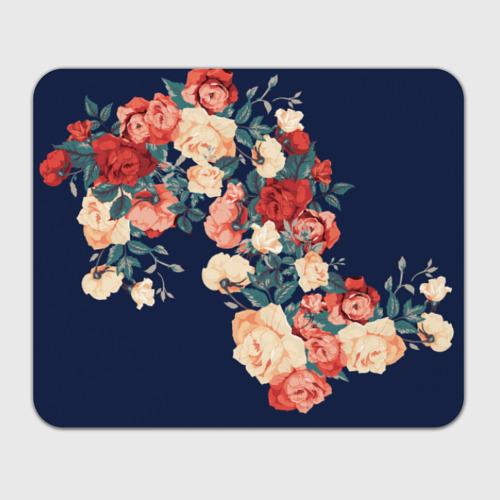 Коврик для мышки прямоугольный Fashion flowers Фото 01
