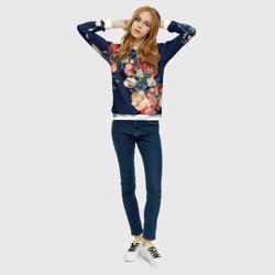 Fashion flowers - интернет магазин Futbolkaa.ru