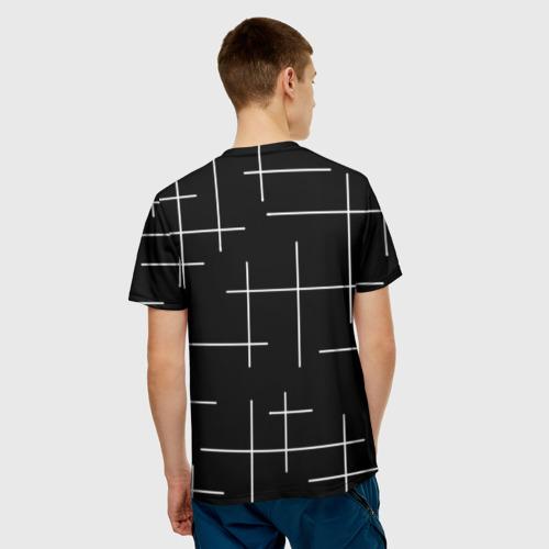 Мужская футболка 3D  Фото 02, Geometric (2)