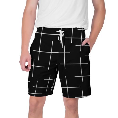 Мужские шорты 3D  Фото 01, Geometric (2)