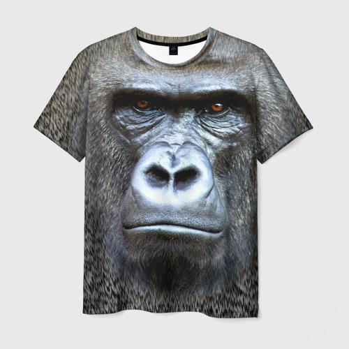 Мужская футболка 3D  Фото 01, Взгляд