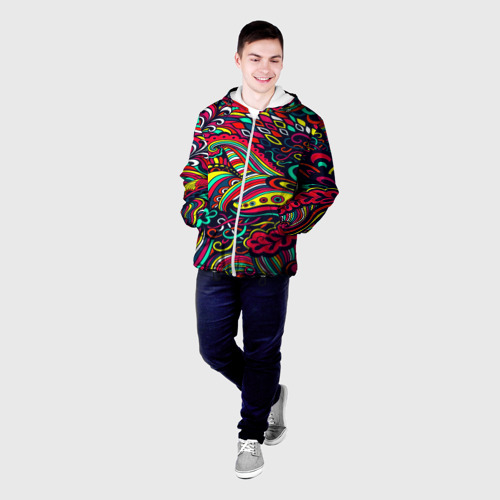 Мужская куртка 3D  Фото 03, Disquared