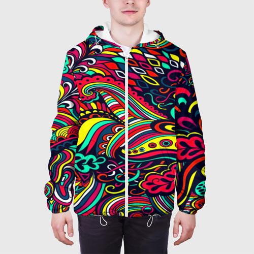 Мужская куртка 3D  Фото 04, Disquared