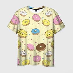 Сладкие пончики