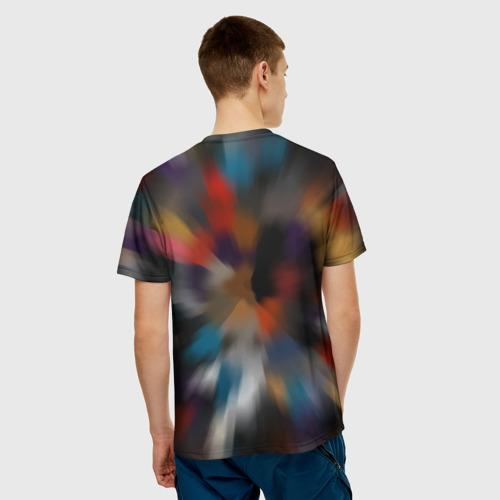 Мужская футболка 3D  Фото 02, Электро гитары 2