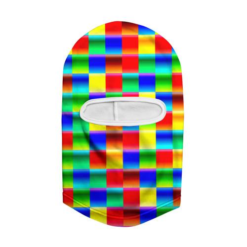 Балаклава 3D  Фото 02, Кубики