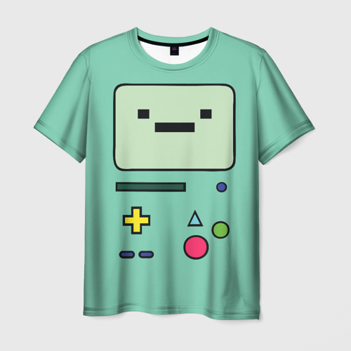 Мужская футболка 3D  Фото 01, BEEMO