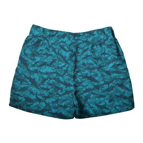 Женские шорты 3D  Фото 02, Акулы